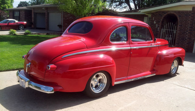 1947 Ford Coupe Street Rod Classic Ford 1947 For Sale