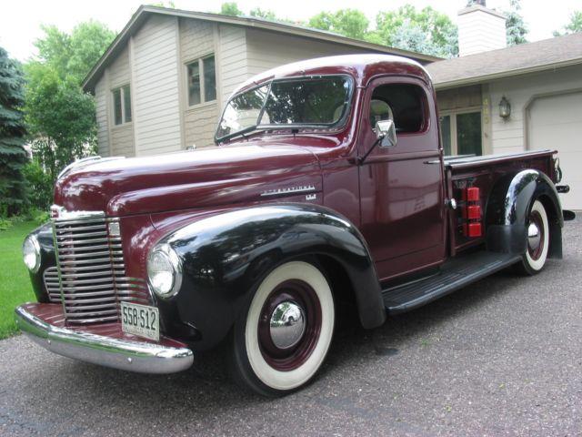 1947 International Harvester KB-2 (Nebraska Truck ...