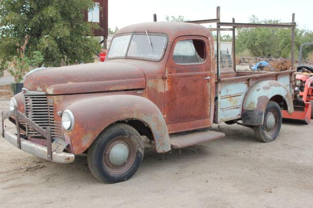 1947 International Pickup KB-1