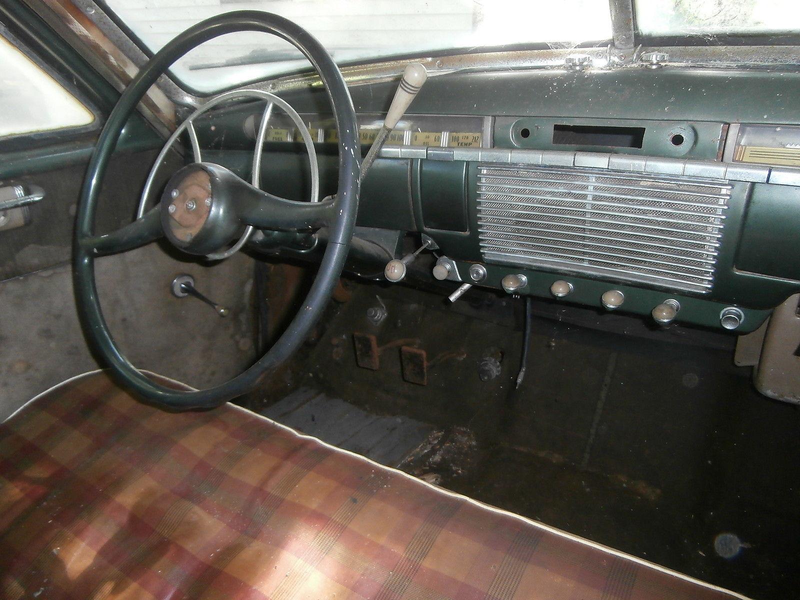 1947 Kaiser Frazer Project Rat Rod No Reserve Classic