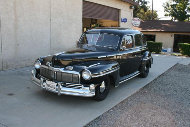 1947 mercury 4 door sedan street rod 1941 1942 1946 for 1941 dodge 4 door sedan