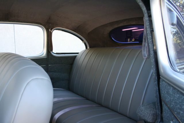 1947 Mercury 4 Door Sedan Street Rod 1941 1942 1946
