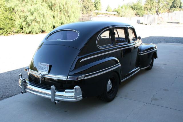 1947 mercury 4 door sedan street rod 1941 1942 1946 for 1946 mercury 4 door sedan