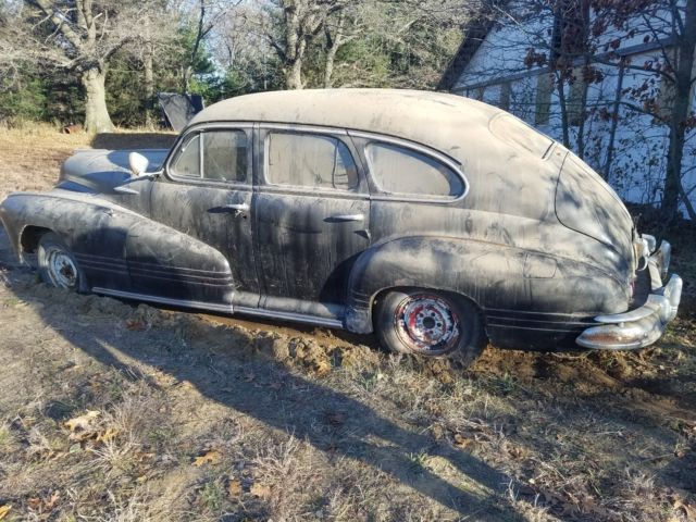 1947 Pontiac Streamliner 1941 1942 1943 1944 1945 1946