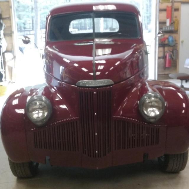 1947 Studebaker M5 Pick