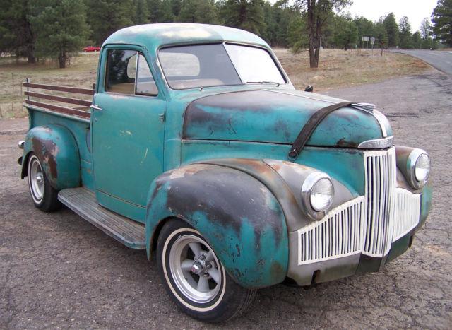 1947 Studebaker Truck Hotrod, ratrod, custom, Ford, Chevy