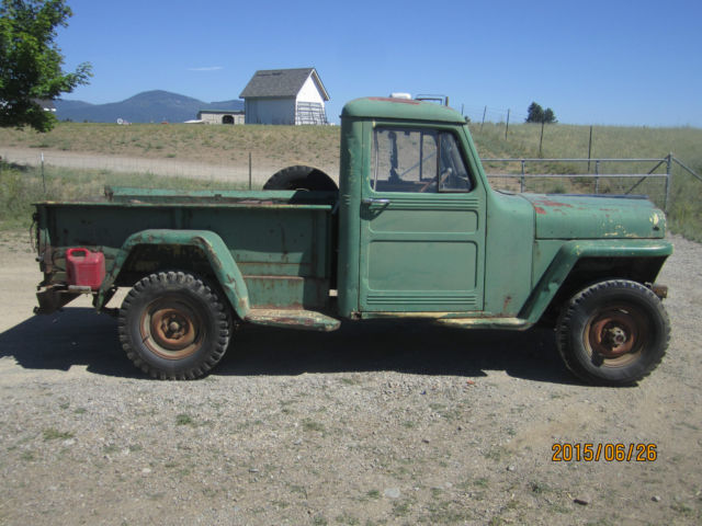 1949 willys jeep vin location willys jeep vin number