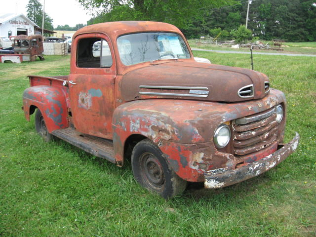 1948 1949 1950 Ford F1 Pickup Truck Classic Ford Other