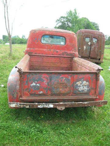 Car Auctions In Nc >> 1948 1949 1950 Ford F1 Pickup Truck - Classic Ford Other ...