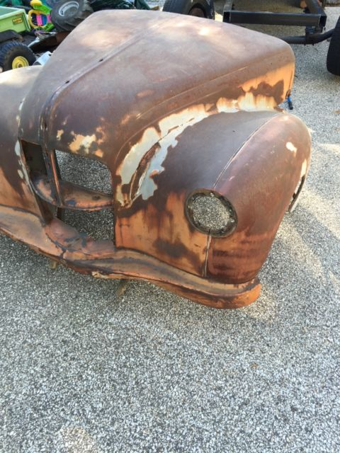 1948 A40 Austin Gasser Project Classic Austin A40 1948
