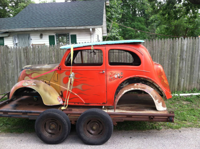 1948 anglia drag car - Classic Other Makes anglia 1948 for ...