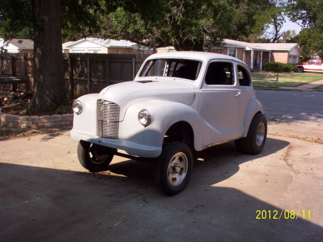 1948 austin a40 dorset gasser hot rod classic austin for 1948 austin devon 4 door