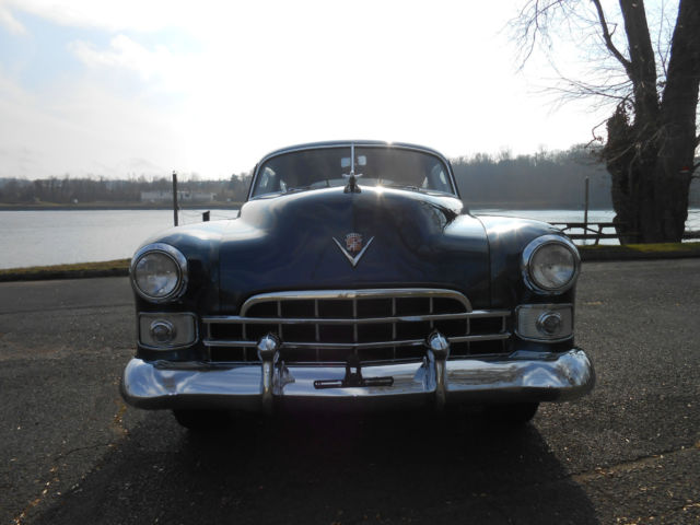 1948 cadillac series 61 club coupe classic cadillac