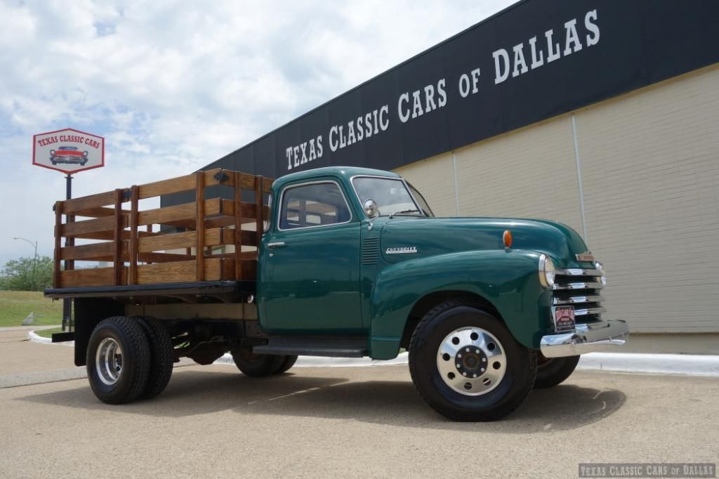 1948 Chevrolet 3800 Pick up Classic Chevrolet Other