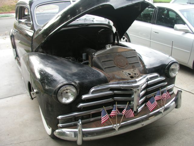 1948 Chevrolet Fleetline 2 Door Town Sedan All Original