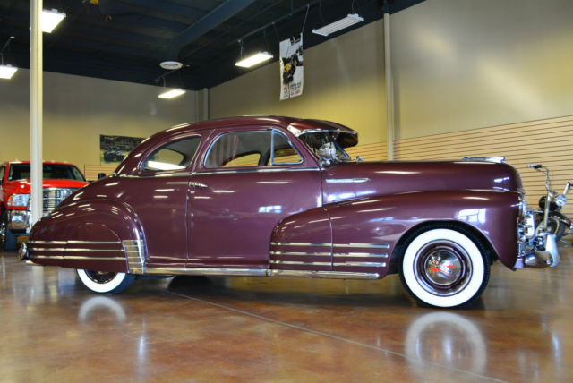 1948 Chevrolet Fleetmaster Coupe Fleetline No Reserve