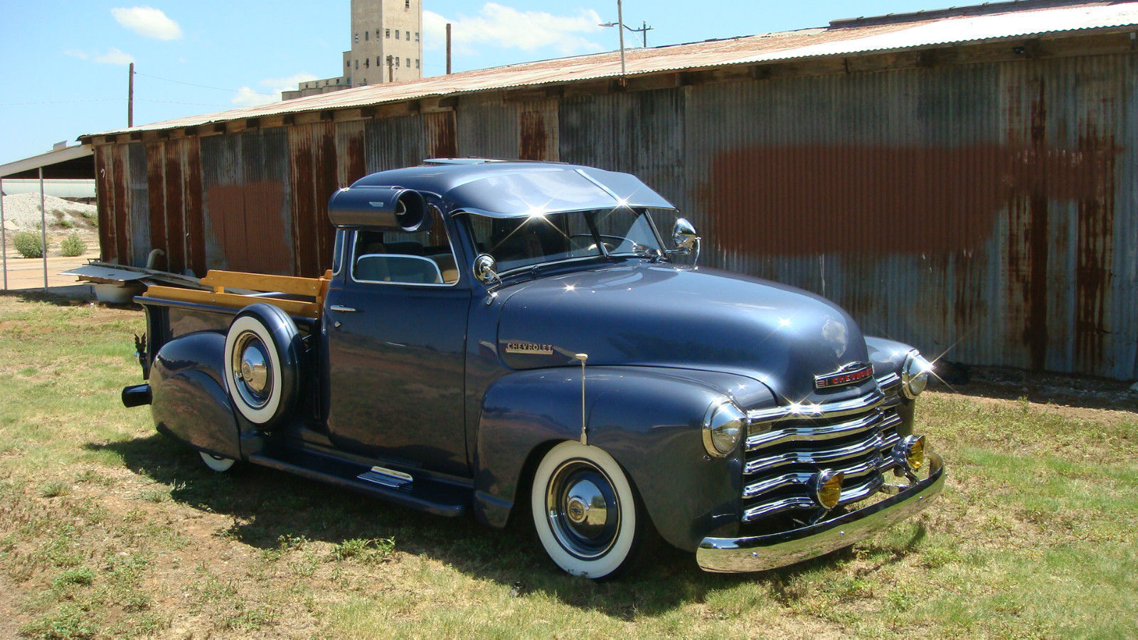 1948 chevrolet pickup 3100 a true custom classic hot rod rat rod classic chevrolet other. Black Bedroom Furniture Sets. Home Design Ideas