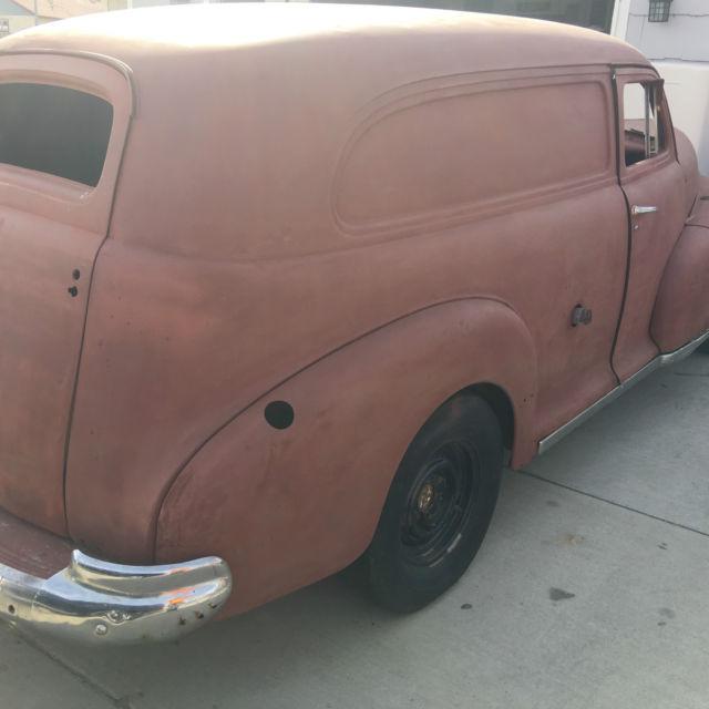 1948 Chevrolet Sedan Delivery 46,47,49,rat Rod Low Rider