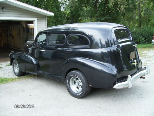 1948 CHEVROLET STYLEMASTER SEDAN DELIVERY, SOLID TEXAS CAR