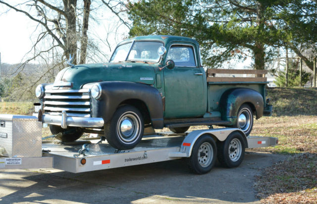 1948 chevrolet thriftmaster 1 2 ton swb 5 window cab for 1948 5 window chevy truck sale