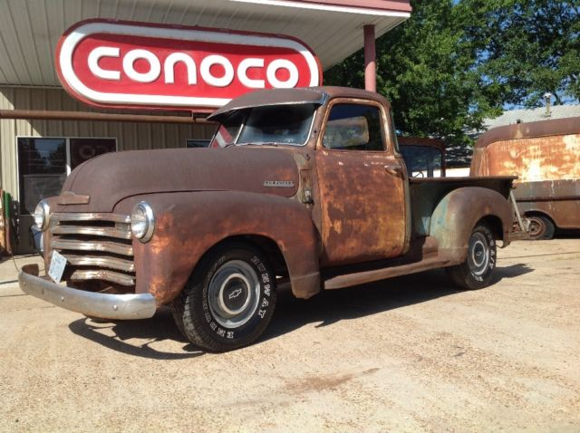 1948 chevy 5 window shop truck chevrolet rat rod patina for 1948 5 window chevy truck sale