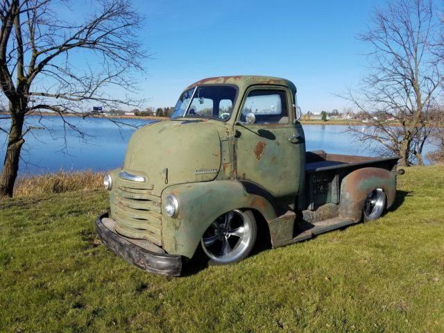 1948 Chevy COE Cab Over 5wd LS POWERED V8 Fuel Injected ...