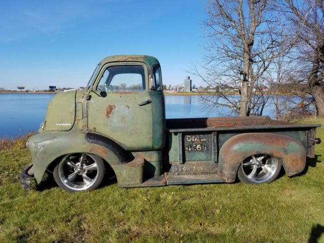 1948 chevy coe cab over 5wd ls powered v8 fuel injected street rod rat rod classic chevrolet. Black Bedroom Furniture Sets. Home Design Ideas