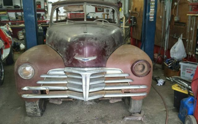 1948 CHEVY CONVERTIBLE - Classic Chevrolet Other 1948 for sale