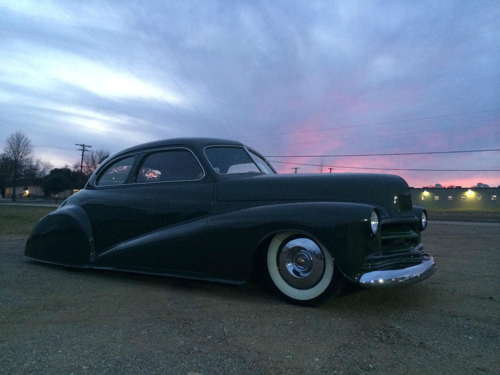 1948 Chevy Coupe Custom Classic Chevrolet Other 1948 For