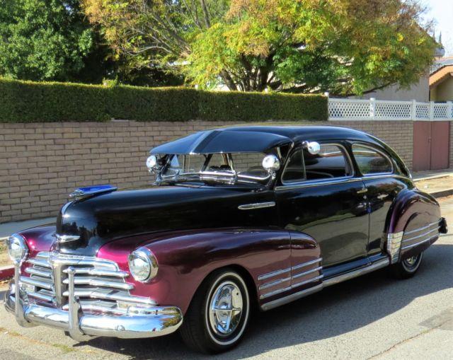1948 chevy fleetline aerosedan classic chevrolet other 1948 for sale. Black Bedroom Furniture Sets. Home Design Ideas