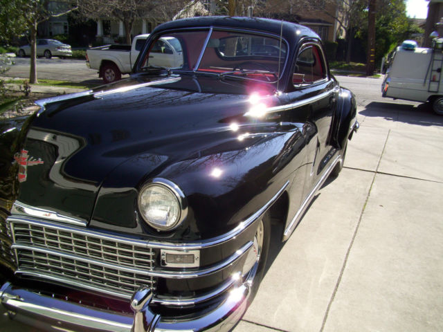 1948 Chrysler Windsor Rare 3 Window Business Coupe Fully Restored. 1948 Chrysler Other. Chrysler. 1948 Chrysler Windsor Wiring Diagram At Scoala.co