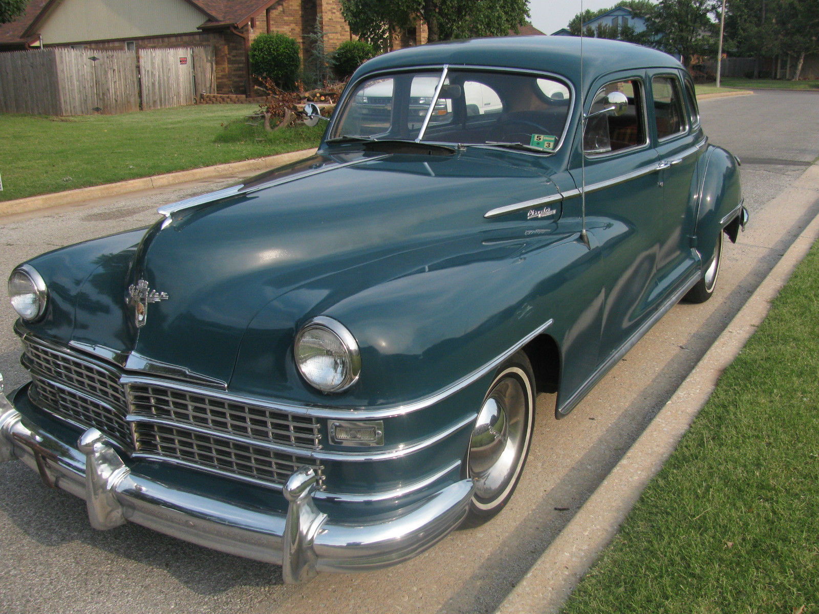 1948 Chrysler Windsor Series Base 4 1l Classic Chrysler