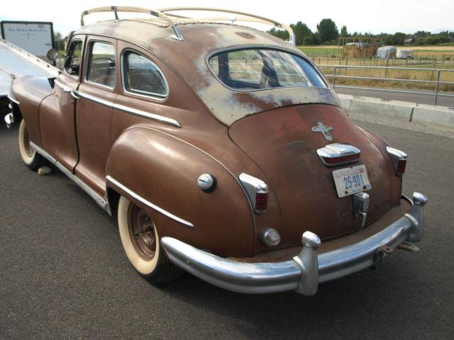 1948 Chrysler Windsor Traveler - Classic Chrysler Windsor ...