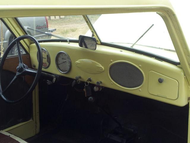 1948 Crosley Car Wiring Diagram