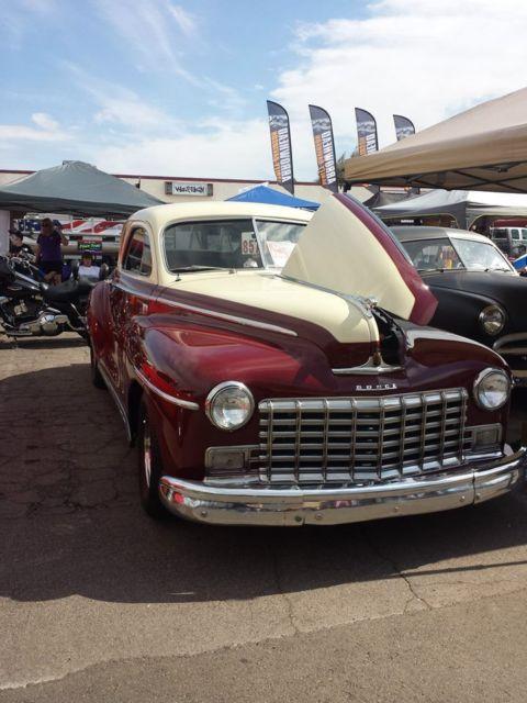 1948 DODGE BUSINESS MANS COUPE - Classic Dodge COUPE 1948 ... | 480 x 640 jpeg 52kB