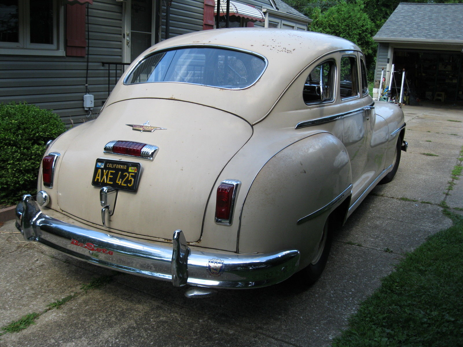 1948 dodge desoto custom sedan classic dodge other 1948 for 1948 dodge 2 door sedan