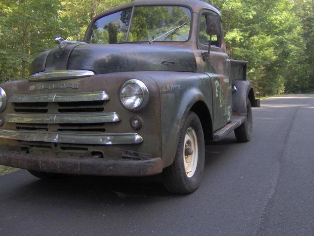 Half Ton Truck >> 1948 Dodge pickup half ton short bed - Classic Dodge Other Pickups 1948 for sale