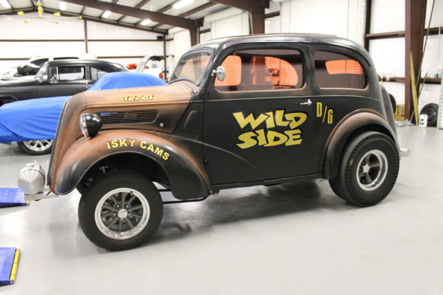 1948 Ford Anglia All Steel Gasser Rat Rod Classic Ford
