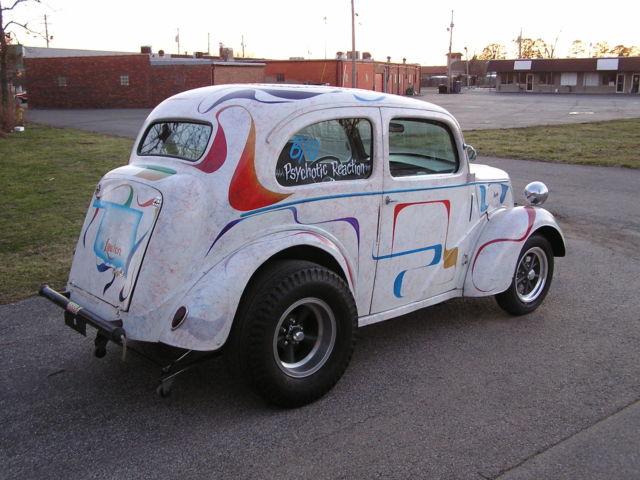 1948 Ford Anglia Hot Rod Street Rod Gasser Rat Rod Ex Show Car Pro Street Classic Ford