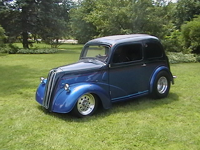 1948 Ford Anglia Strip Or Street Classic Ford Other 1948