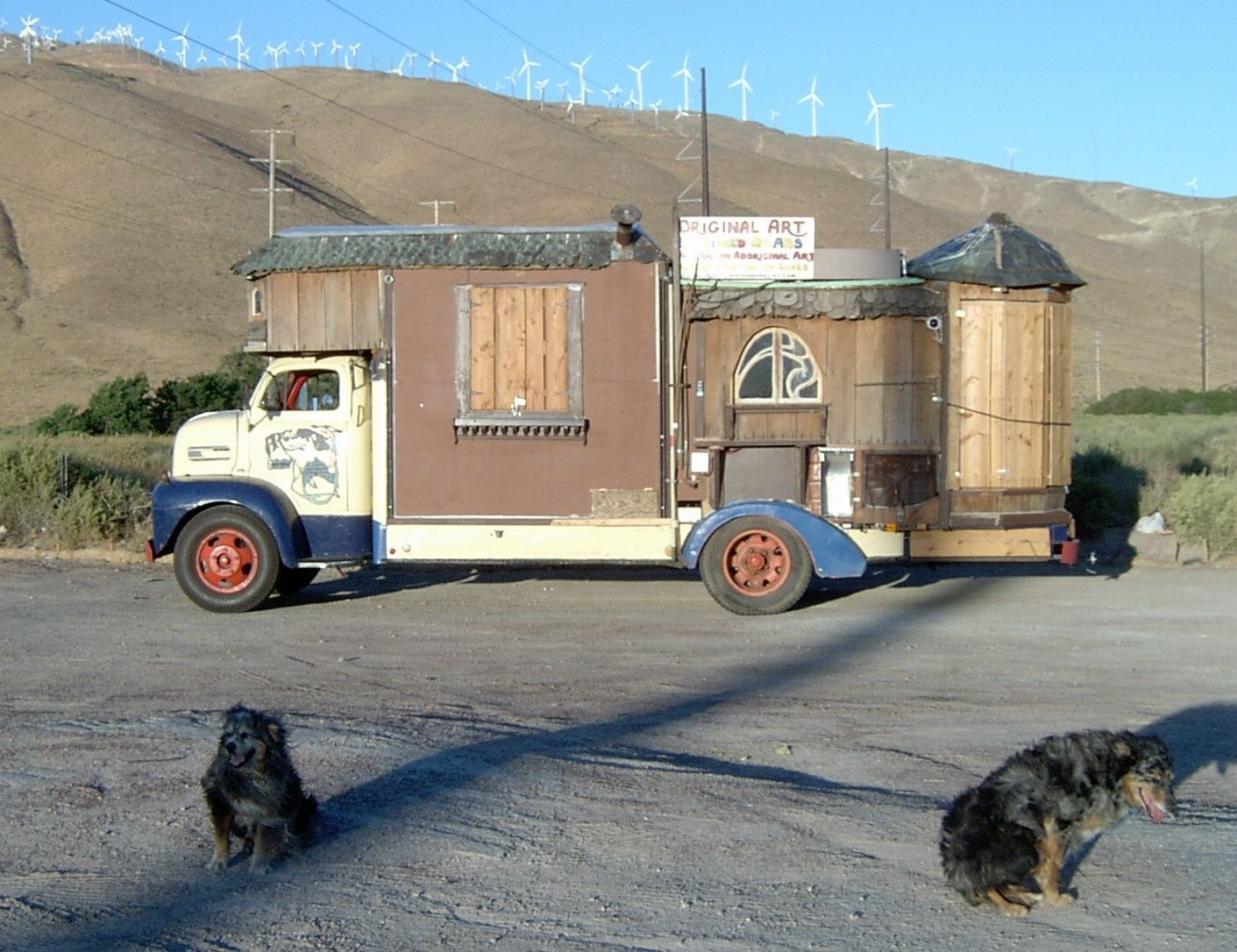 1948 Ford Coe Cabover Tiny House Car w/ New 350, new trans, CA registration - Classic Ford F-550 ...