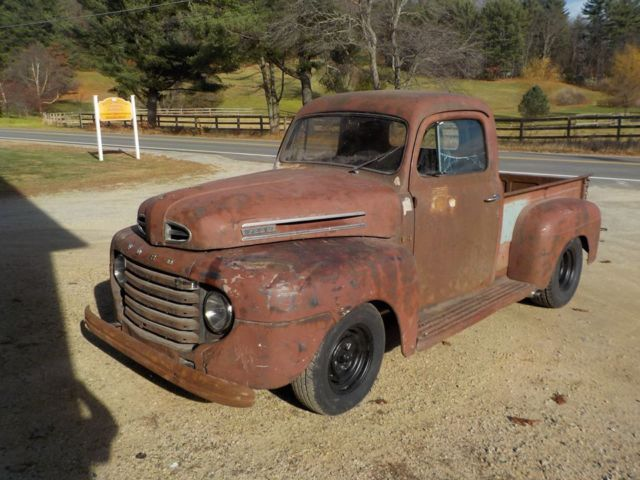 1948 ford f1 pickup truck classic ford f 100 1948 for sale. Black Bedroom Furniture Sets. Home Design Ideas