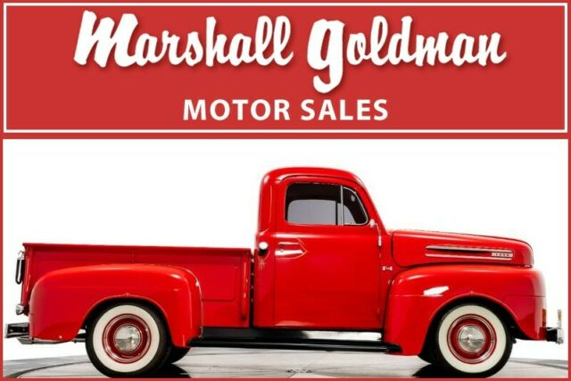 1948 Ford F1 Pickup Truck Flathead V8, Supercharged Manual - Classic