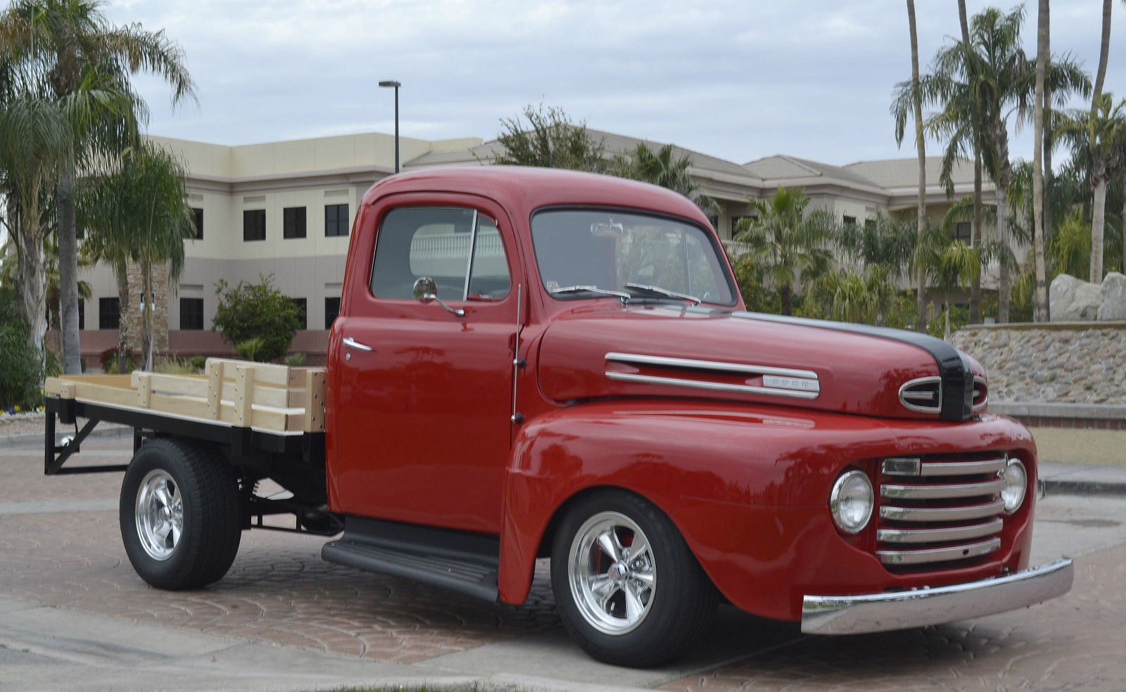 ford aod transmission diagrams 1948 ford f1 stake bed pickup truck custom street hot rod
