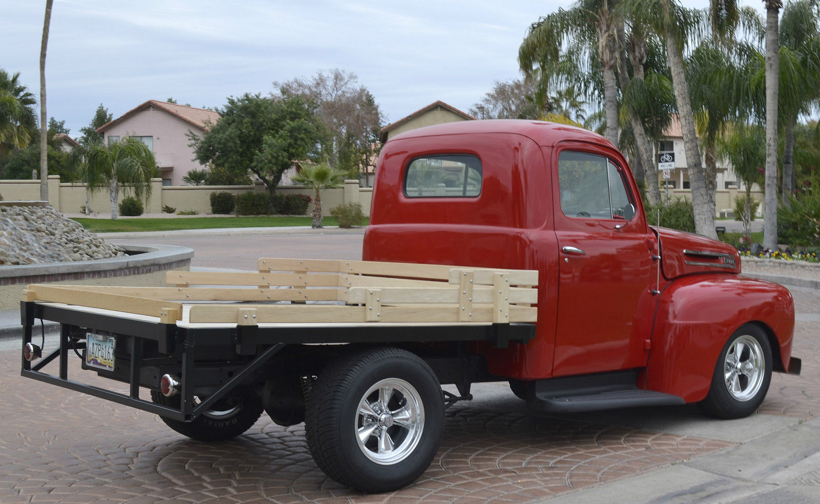 1948 street rod ford f1 pickups for autos post for Classic beds for sale