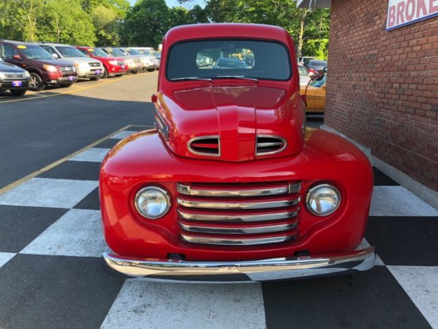 1948 Ford F2 Pickup Restored Including Fresh 302 V