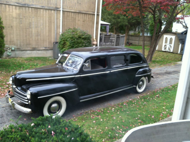 1948 Ford Siebert Hearse Vintage - Classic Ford Other 1948 for sale