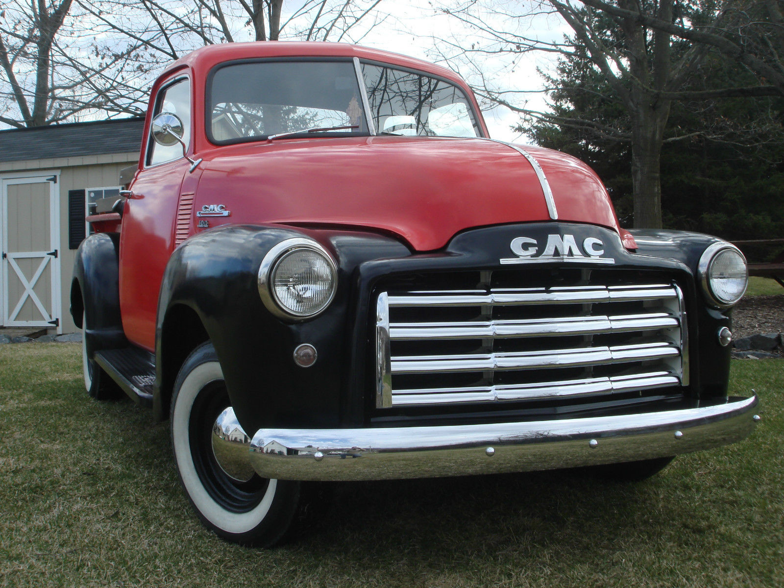 1948 Gmc Truck Pick Up Shoptruck 1947 48 49 50 51 52 53 Classic 1942 Chevy Coe Other