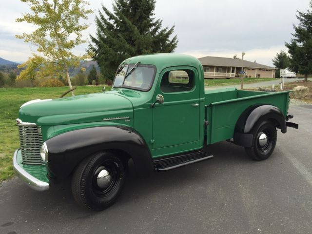 Used Box Trucks For Sale By Owner >> 1948 International Half-Ton Pickup. Classic, Cool & Unique Truck. Look! - Classic International ...