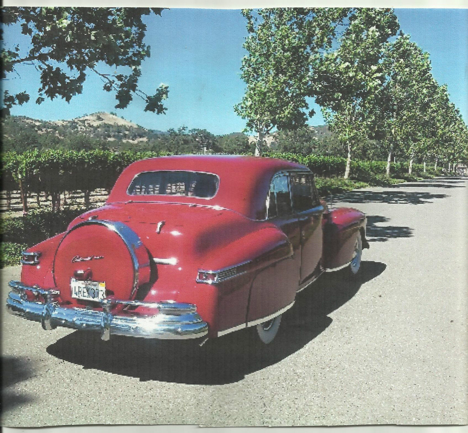 1948 Lincoln Continental Coupe Hot Rod Lincoln Beautiful Car